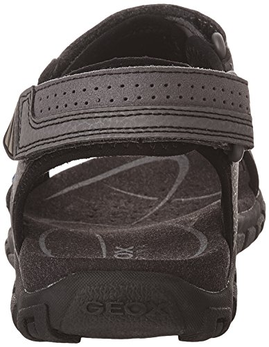 WF Men's C Grey Strada Sandals S Geox U P6qqFI