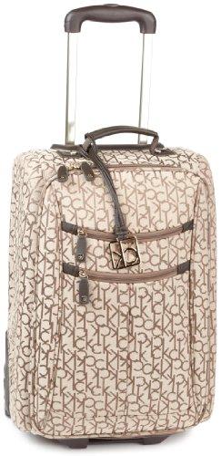 Calvin Klein Luggage Nolita 20 Inch Upright Bag, Hazel, One Size by Calvin Klein