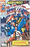 img - for Captain America #404 Vol 1 book / textbook / text book