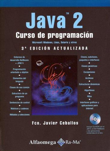 Java 2 Curso De Programacion 3 Edicion Francisco Javier Ceballos.zip. European largo Horaria Social optical Eesti Qwestcom