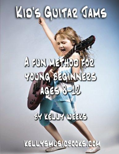 Kids Guitar Jams Method Beginners product image
