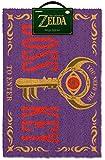 """The Legend Of Zelda - Door / Floor Mat (Size: 24"""" x 16"""") (Doormat) (Boss Key)"""