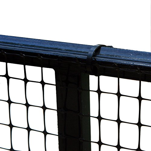 Cardinal Gates Deck Shield Pet Safety Gate, 15-Feet, Black