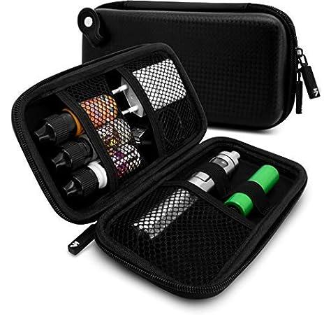 VapeHero® Estuche para cigarrillo electrónico y riñonera Vape | Siempre contigo Mod, Líquido y Accesorios | Cerrado completo | Resistente al agua: Amazon.es: Hogar