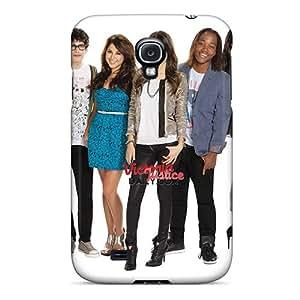 New GtQcR9874WQodh Victorius Tpu Cover Case For Galaxy S4