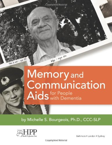 - Memory and Communication Aids for People with Dementia