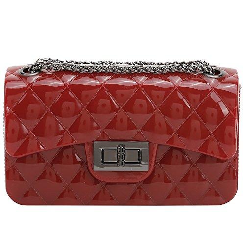 small jelly handbags - 7