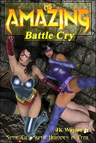 Superheroines and erotic peril photo 460