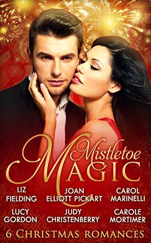 book cover of Mistletoe Magic