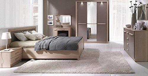 Design Luxus Schlafzimmer Set Stilmöbel Edelholz Komplett ...