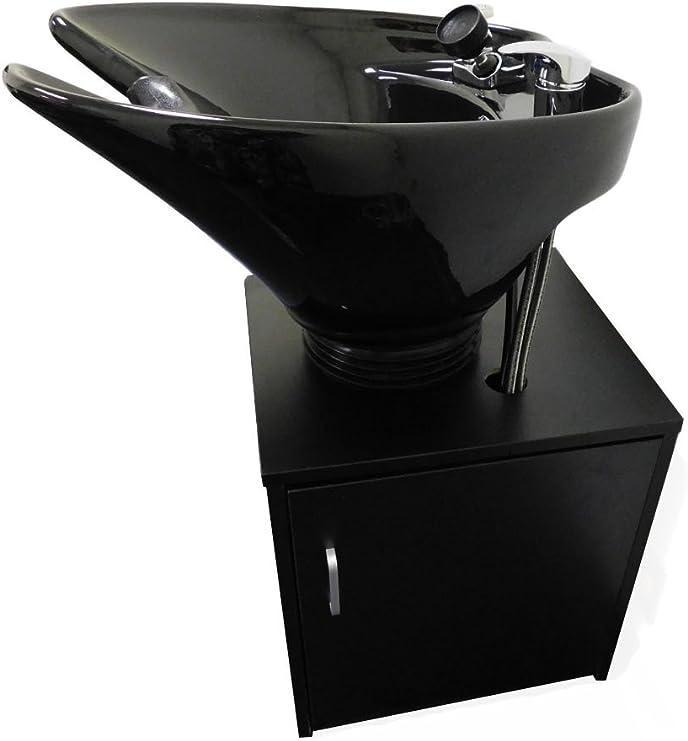 Emark Beauty Tlc-b35-tc Lay Down Shampoo Bowls