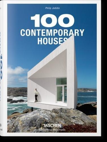 100 Contemporary Houses (Bibliotheca Universalis)  [Jodidio, Philip] (Tapa Dura)