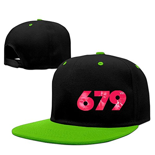 roung-fetty-wap-679-hip-hop-cap-kellygreen