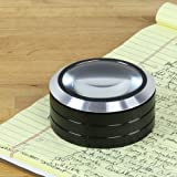 Satechi ReadMate LED Desktop Magnifier with up to