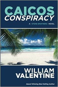 Book Caicos Conspiracy