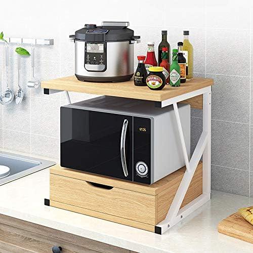 Baker's Rack Microwave Oven Rack