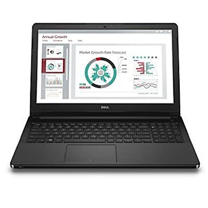 6784e84ebd Dell Vostro 3558 Laptop (Z555103UIN9) (Intel CoreTM i3-4GB-1TB  HDD-15.6inches ) Black