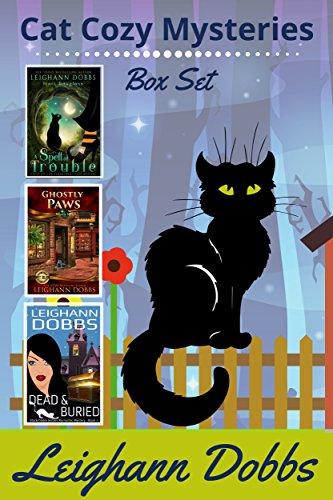 Cat Cozy Mysteries Box Set by [Dobbs, Leighann ]