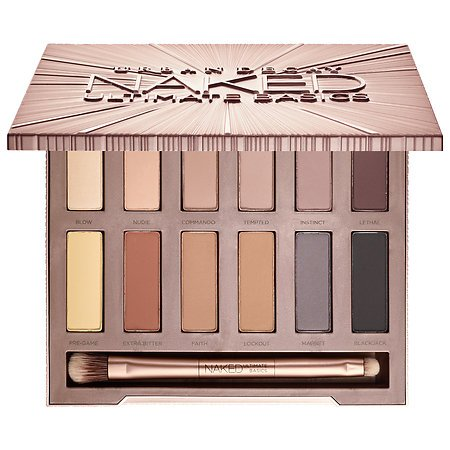 Naked Ultimate Basics by spr