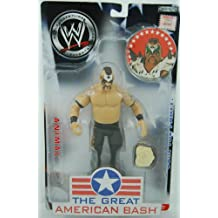ROAD WARRIOR ANIMAL of the LEGION OF DOOM - WWE Wrestling Pay Per View PPV 10 the Great American Bash Figure by Jakks