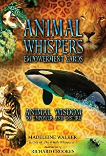 Animal Whispers Empowerment Cards: Animal Wisdom to Empower and Inspire (1844095959) | Amazon Products