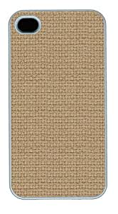 Wicker1 Custom iPhone 4s/4 Case Cover Polycarbonate White