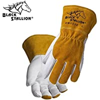 Black Stallion REVCO - GM1510 - MEDIUM Revco BSX Comfortable and High-Dexterity MIG/TIG Welding Glove, Medium by Black Stallion