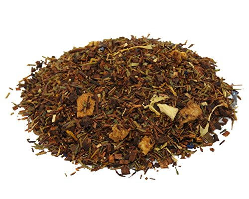Lemon Souffle Honeybush Tea - Loose Leaf Tea 4 Ounces - Hot Or Iced Tea