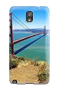 Hot Galaxy Note 3 Hard Case With Awesome Look - 4609497K16604379