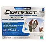 Certifect for Dogs 23-44 lbs - 6 Month Supply