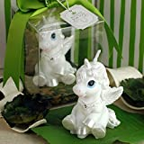 GranVela Creative Little Unicorn Pegasus Smokeless Candles for Birthday,Parties,Celebration and Home Decoration