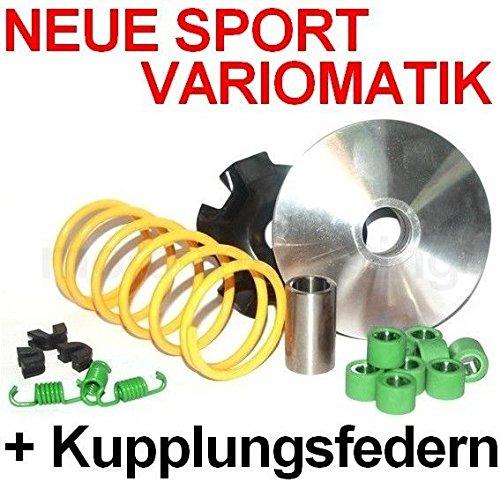 Unbranded Sport Racing VARIOMATIK KIT Set KOMPLETT fü r Suzuki AY Katana Sepia AJ ZZ 2T 50 Zylinderkit Unbekannt mx1_253041681126