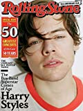 Rolling Stone Magazine (May 4, 2017) Harry Styles One Direction Cover