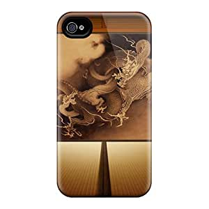 Premium Room 2 Back Cover Snap On Case For Iphone 4/4s