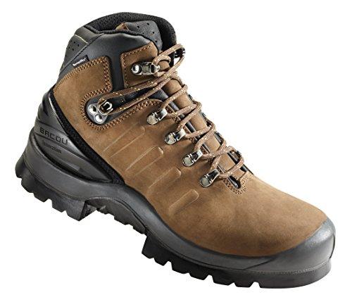 Honeywell 6245562-42/7BACOU AX Rock Chaussures, S3WR Hi Ci Src