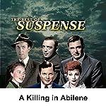 Suspense: A Killing in Abilene | Parley Baer