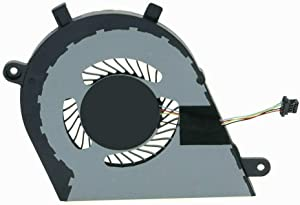 New Laptop CPU Cooling Fan for Dell Inspiron 13 7373 7370 7380 DP/N: 0DJFK0 4-pin