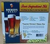 Kyпить Brewer's Best Home Brew Beer Ingredient Kit -5 Gallon(Toasted Coconut Cream Ale) на Amazon.com