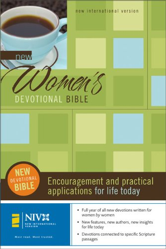 New Women's Devotional Bible: New International Version