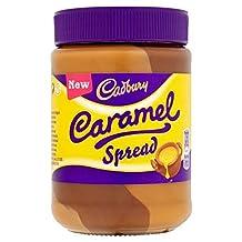 Cadbury Caramel Spread 400g (Pack of 2)