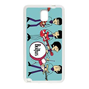 Cartoon The Beatles New Style High Quality Comstom Protective case cover For Samsung Galaxy Note3