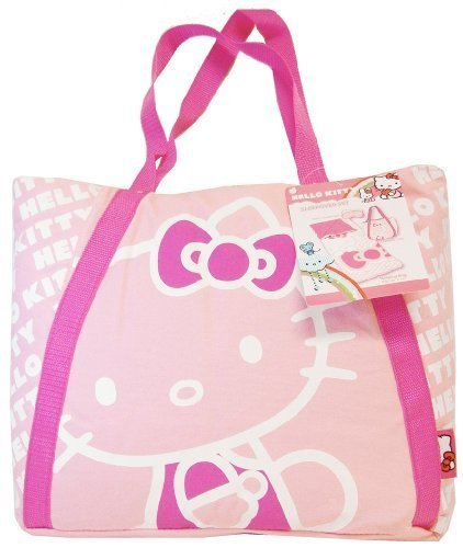 Sanrio Hello Kitty Sleepover Bag - Hello Kitty Slumber Bag (Kitty Sleeping Bag)