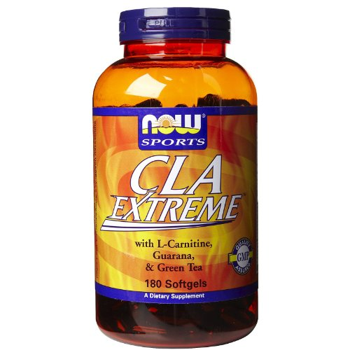 Now Foods CLA Extreme - 180 Softgels ( Multi-Pack) by NOW Foods
