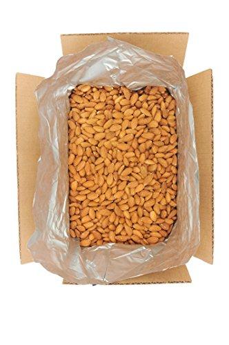 Heart Ridge Farms, Organic Raw Whole Natural Almonds (Bulk - 10 pound box) ()