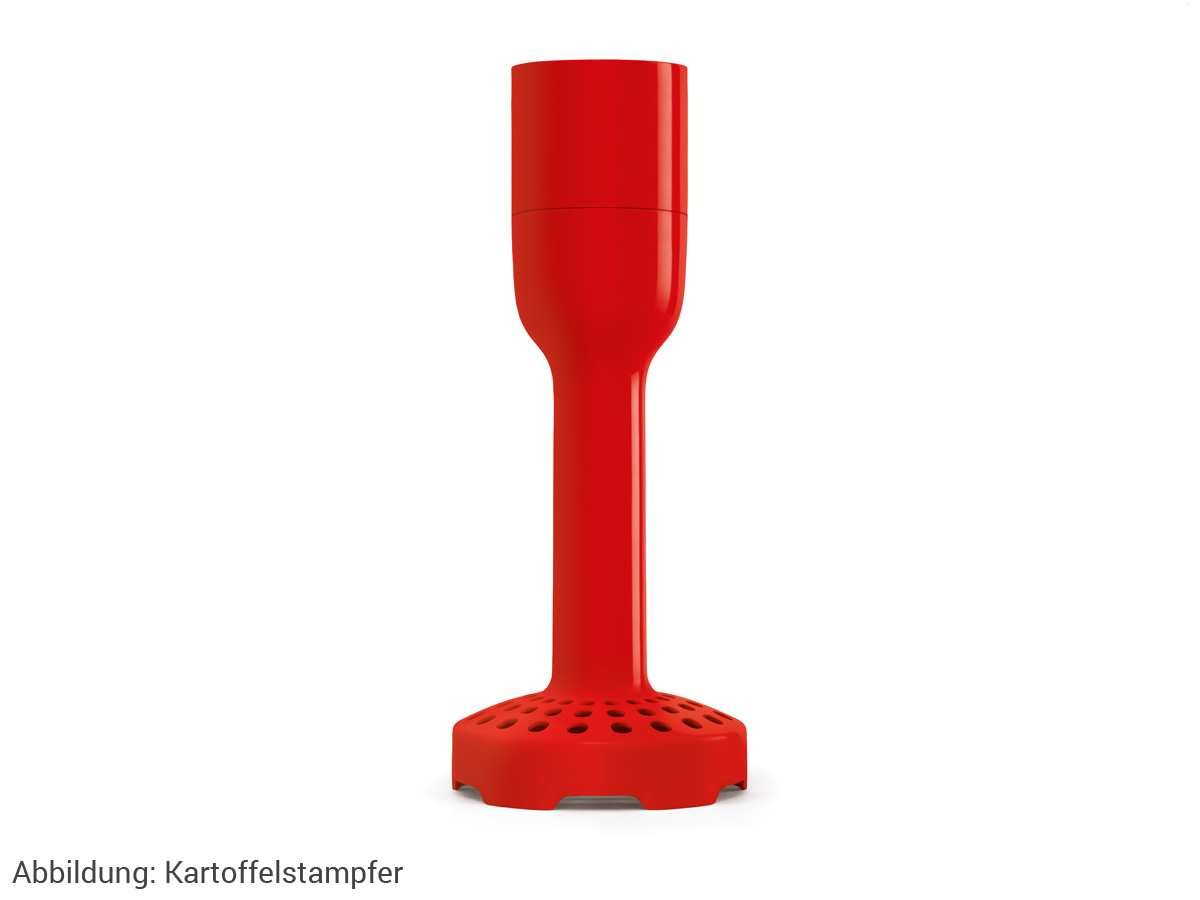 SMEG Batidora de Mano HBF02RDEU, 700 W, De plástico, Rojo: Amazon.es: Hogar