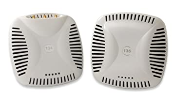 Aruba Networks AP-134 Model 134 Wireless Access Point Networking Devices at amazon