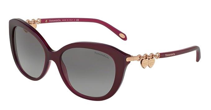 Tiffany & Co. 0TY4130 81733C 56 Gafas de sol, Verde (Pearl ...