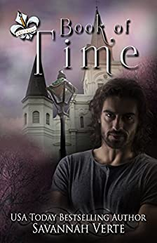 BOOK OF TIME: THE CUSTOS by [VERTE, SAVANNAH]