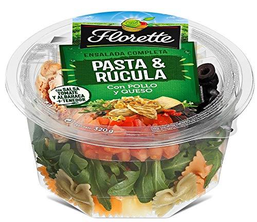 Florette Ensalada Completa de Pasta y Rúcula - 320 gr: Amazon.es: Alimentación y bebidas