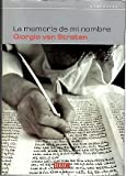 img - for LA MEMORIA DE MI NOMBRE. book / textbook / text book